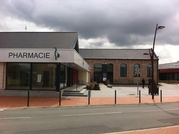 Construction d'un pôle médicale et d'un centre culturel – HORDAIN (59)