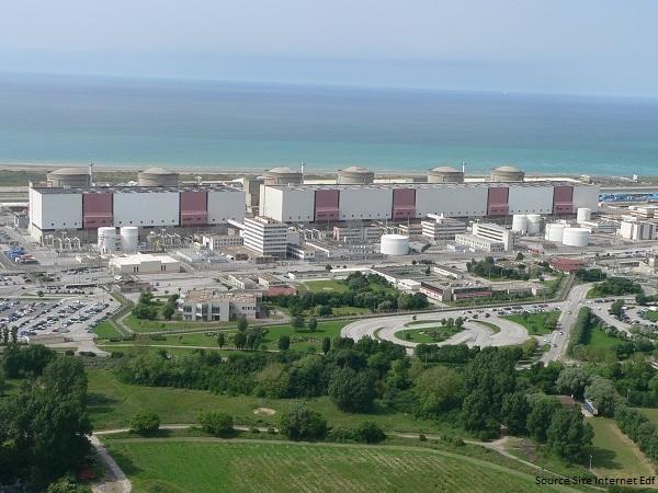 Centrale Nucléaire de Gravelines (59)
