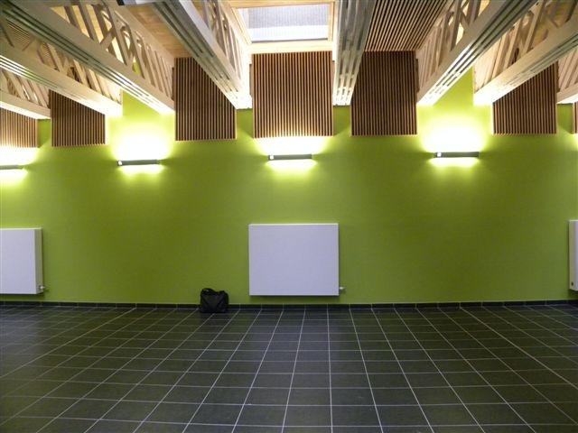 Restructuration de la Salle Grémaux à Lezennes (59)