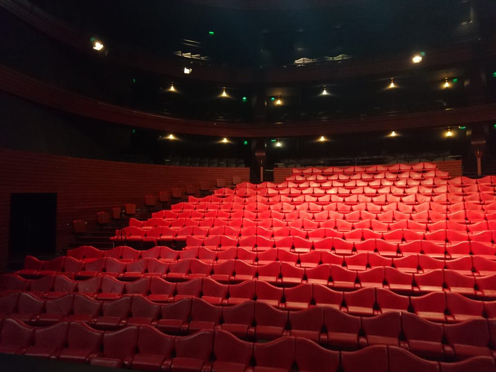 Réhabilitation du Théâtre Le Phénix – Grand Théâtre 750 places – Studio 190 places