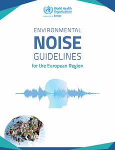L'OMS publie des nouvelles lignes directrices sur le bruit pour l'Europe